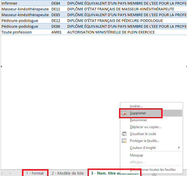Conseil National Wiki Aide A La Creation Du Fichier Liste