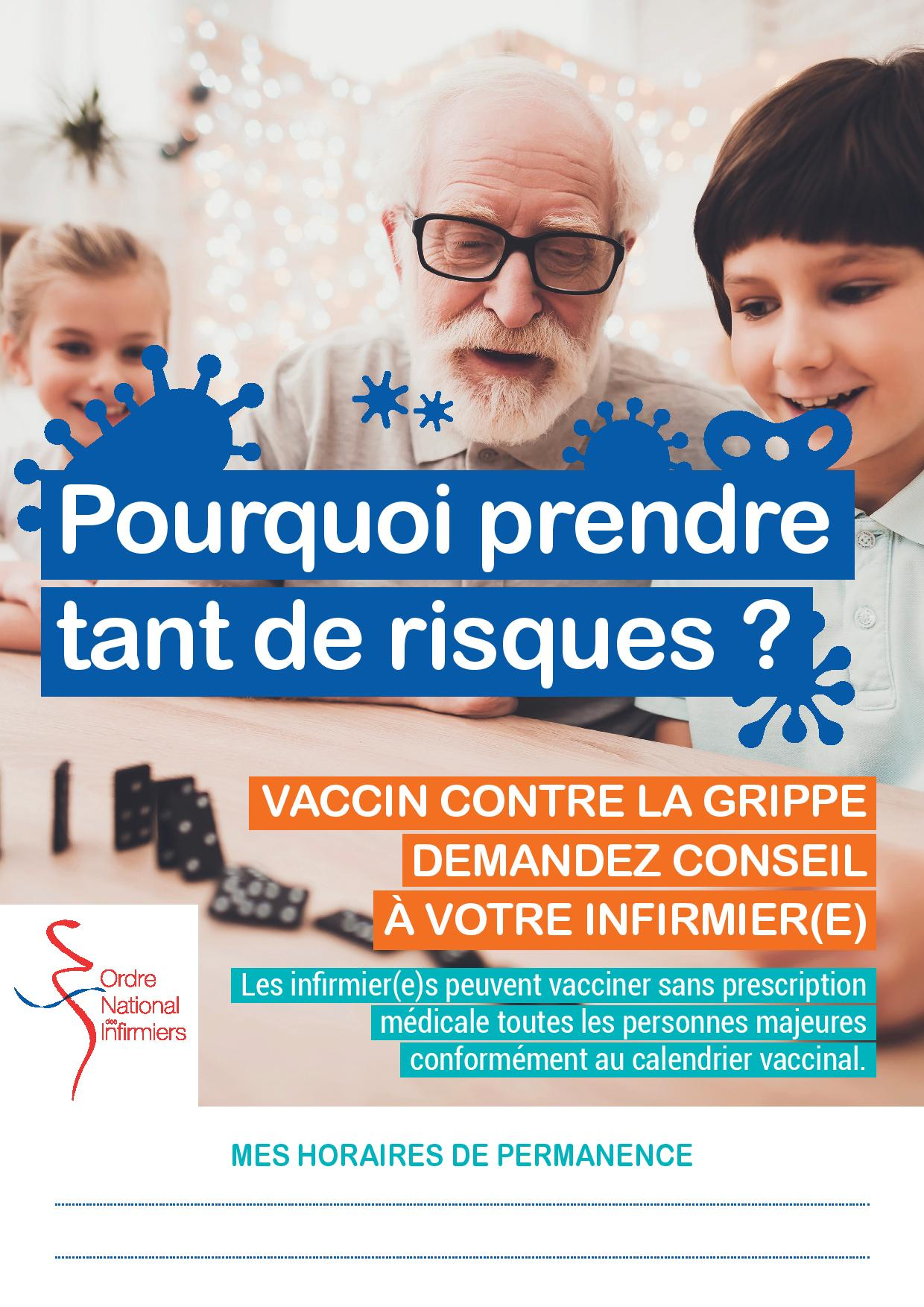 Calendrier Vaccinations 2020.Conseil National Vaccination Anti Grippale Campagne 2019